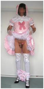 what a sissy girlie I have become