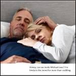 More than cuddling